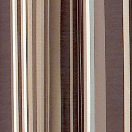 Patterned Curtains: Brown Parasol™ PARASOL WINDLEY KEY STRIPE NEU PANEL