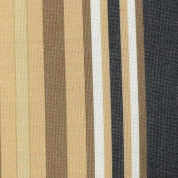 Home Goods Pillows: Brown Parasol™ PARASOL WINDLEY KEY STRIPE IND DEC