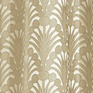 Patterned Curtains: Pearl Vue Signature VS FALLON RD GRAY 52X84