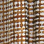 Patterned Curtains: Spice Vue Signature VS FISHNET RD MULTI 52X95