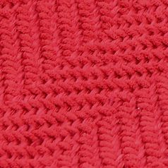 Waverly For The Home Sale: Red Waverly TBW LUNA RED CHENILLE THROW