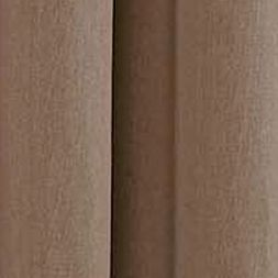 Solid Curtains: Teak Eclipse™ ECLIPSE NADYA SOLID BLKOUT PANEL