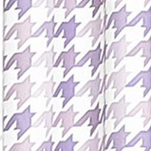 Kids Curtains: Lavender Ellery Homestyles Zane Rod Pocket Window Panel