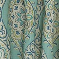 Waverly: Light Blue Waverly MNLT MED QN 4PC QUILT