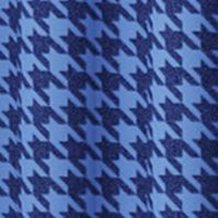 Patterned Curtains: Denim Eclipse™ ECL MY SCN BXLY BLCKT PANEL RASP 52X84