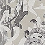Patterned Curtains: Gray Vue Signature VS ARDEN LUX VAL LATTE 50X18
