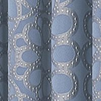 Patterned Curtains: Sapphire Vue Signature VS JESSIE TLYR NEUTRL 95X52