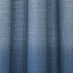 Patterned Curtains: Indigo Vue Signature VS ARASHI DRP PNL GOLD 52X84
