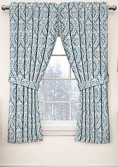 Waverly Donnington Box Pleat Valance