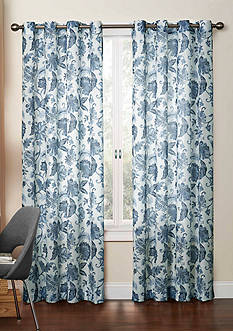 Eclipse™ Eclipse Wythe Floral Light Filtering Sheer Curtain
