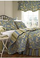 Waverly® Augustine Quilt Set