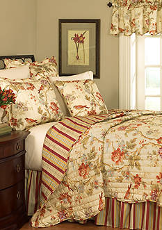 Waverly® Charleston Chirp Quilt Collection