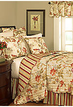 Charleston Chirp Full/Queen Quilt Set 88-in. x 90-in.