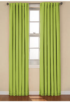 Eclipse Kids Twill Blackout Window Curtain Panel - Online Only