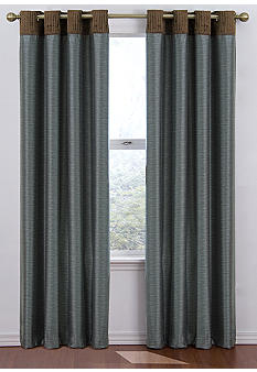 Eclipse Venetian Blackout Window Curtain Panel - Online Only