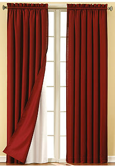 Eclipse Blackout Thermaliner Curtain Panel Pair - Online Only