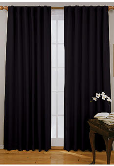 Eclipse Fresno Blackout Window Curtain Panel - Online Only