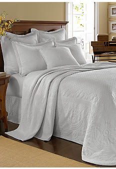 Historic Charleston King Charles Bedspread Collection