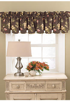 Waverly Napoli Window Valance - Online Only