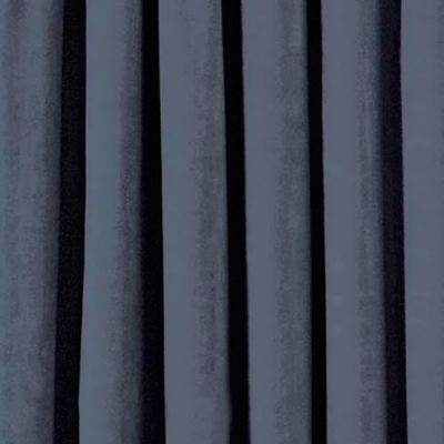 Discount Window Treatments: Stone Blue Eclipse™ PLUSH SOLID BLKOUT P