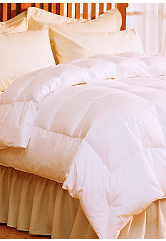 Light Warmth Down Comforter - Online Only