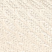 Blankets: Ivory Sail Home Accents COTTON BLANKET F/QN