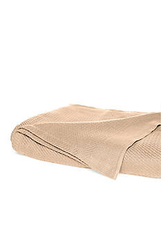 Home Accents COTTON BLANKET KING