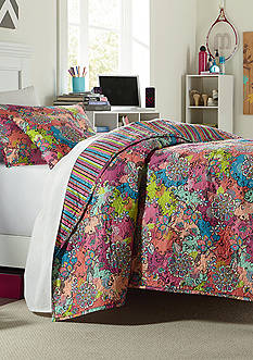 Home Accents® Avery Reversible Quilt