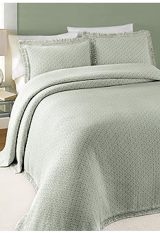 Lamont Home Elena Sage Bedspread Collection
