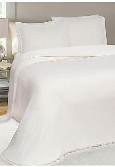 Lamont Home Elena Ivory Bedspread Collection
