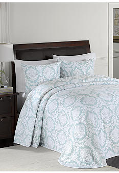 Lamont Home Nadine Reversible Bedspread Collection-Online Only