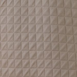 Bedspreads and Coverlets: Ivory Lamont Home DIAMANTE STD CHOC CH