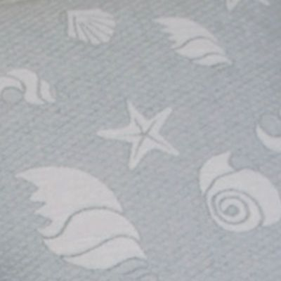 Bedspreads and Coverlets: Blue Lamont Home SEA SPRAY STD BLUE