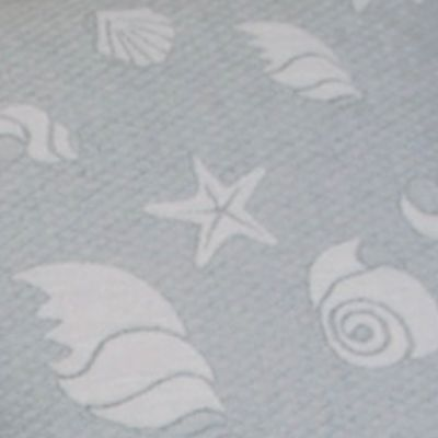 Bedspreads and Coverlets: Blue Lamont Home SEA SPRAY F/Q BLUE