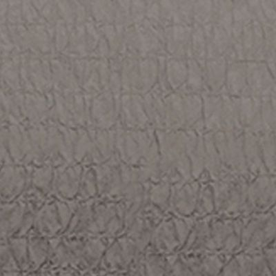Bedspreads and Coverlets: Grey Lamont Home RIVERBED TWIN COVERLET GREY