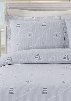 Lamont Home NAUTICAL BLU STD SHA