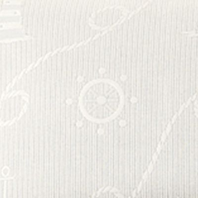 Bedspreads and Coverlets: White Lamont Home NAUTCAL WHT STD SHAM