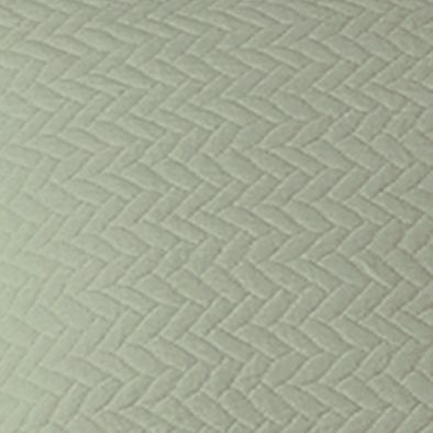 Bedspreads and Coverlets: Seafoam Lamont Home LONDON WHT STD SHAM