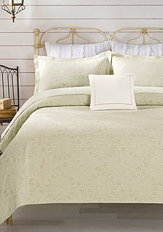 Lamont Home Sage Meadow Full/Queen Coverlet 96-in. x 90-in.