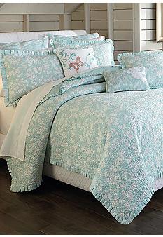 MaryJane's Home Cypress Coverlet Bedding Collection