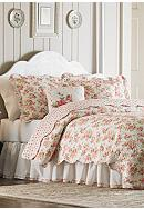 MaryJane's Home Sweet Roses Bedding Collection