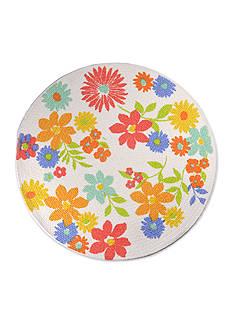 Fraiche Maison Daisy Bouquet Round Placemat