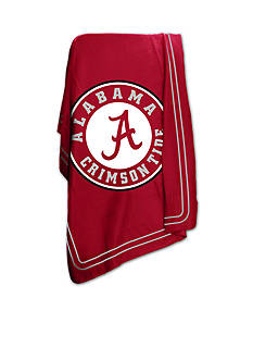 Logo University of Alabama Crimson Tide Classic Fleece Blanket