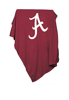 Logo Alabama Sweatshirt Blanket