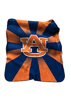 Logo Auburn Tigers Raschel Throw