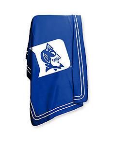 Logo Duke University Blue Devils Classic Fleece Blanket
