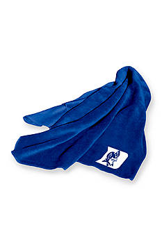 Logo Duke Blue Devils Fleece Throw<br>