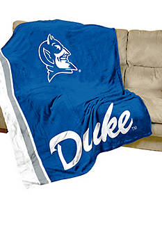 Logo Duke Blue Devils UltraSoft Blanket