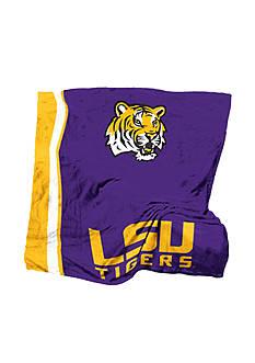 Logo LSU Tigers UltraSoft Blanket