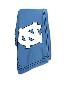 Logo University of North Carolina Tar Heels Classic Fleece Blanket